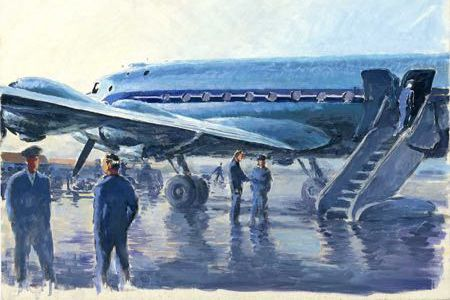 dc-4 perinotto art