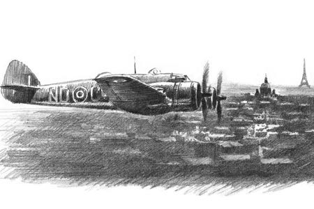 Beaufighter Paris perinotto
